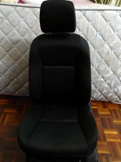 2nd generation vios seat