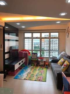 Fernvale 3 room flat