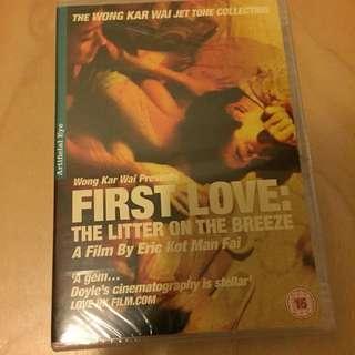 全新 DVD 初纏戀后之二人世界 金城武 廣東話 英版