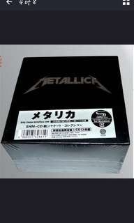 Metallica Box Set 13CDs