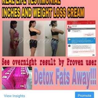 Detox fat away