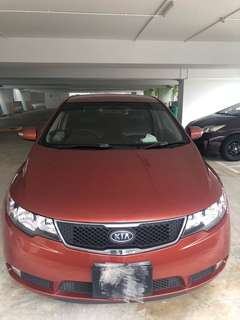 Kia Cerato Forte 1.6 Manual SX