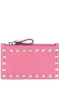 Valentino Pink card holder