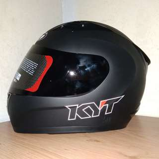 KYT R10 Helm Full Face