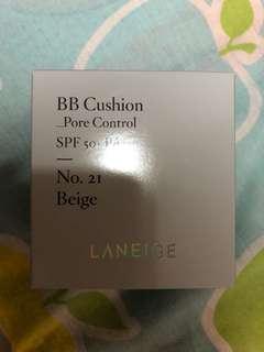 Laneige BB Cushion + refill