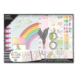 New classic student happy planner box kit