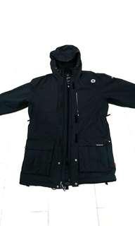 Snowboard ski winter jacket