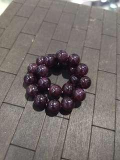 星光石榴石 Garnet