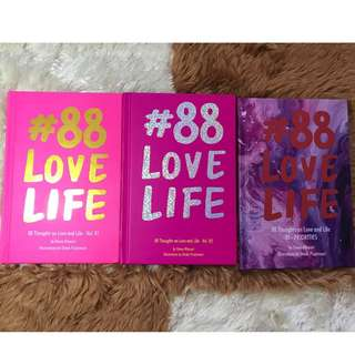 88 Love Life (Vol 1-3 Lengkap) by Diana Rikasari