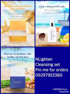 NLighten Cleansing set