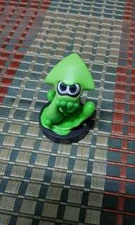 nintendo splatoon linking squid amiibo
