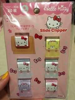 Hello Kitty夾仔
