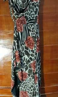 Long Dress Motif Super Cantik
