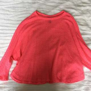 COTTON ON LONG SLEEVED TOP