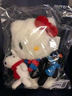 Hello Kitty x Gaspard Et Lisa 公仔