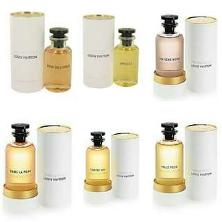 Luis Vuitton Tester Perfume