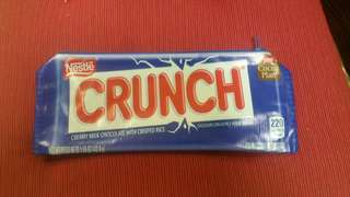 Crunch pencil case