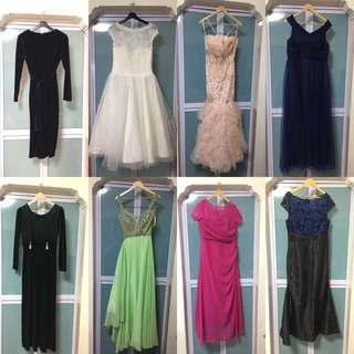 Gown (Clearance: 0145-0152)