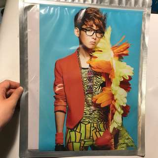 Super Junior Ryeowook poster