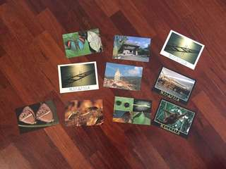 Penang Postcards