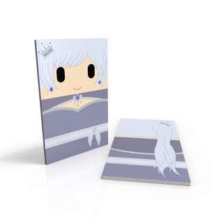 Weiss Schnee - RWBY notebook