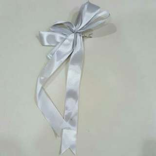 #Blessing📬Silver Gift Ribbon