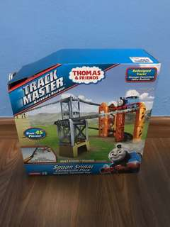 thomas & friends- Sodor spiral expansion pack