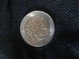 Coin 1000 thn 2000 kelapa sawit