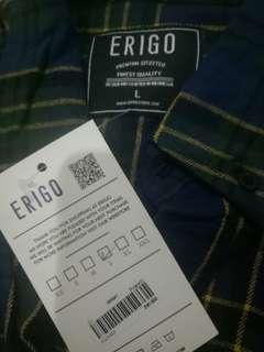 Flanel ERIGO (NEW)