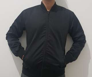 bomber pria hybrid outfitters black new