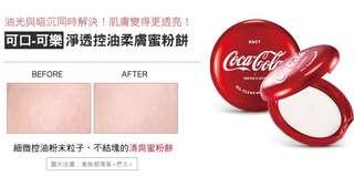 Tha Face Shop X Coca Cola