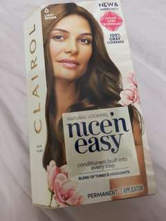 🚚 BN Clariol Nice n Easy Hair dye from USA