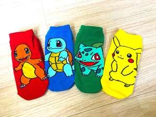 🚚 Pokémon 襪子組
