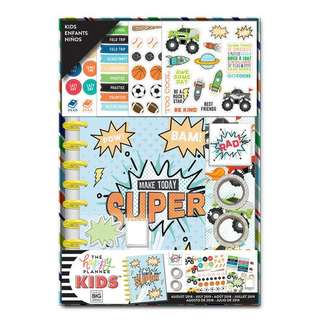 New Classic kids Happy Planner box kit