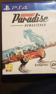 Burnout Paradise Remastered R3