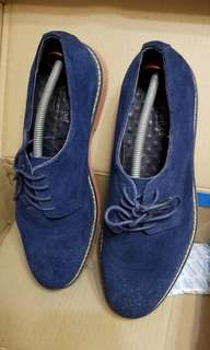 (極新) Blue Suede Shoes EU43