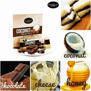 Coconut Choc Bar