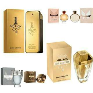 Paco Rabanne Tester Perfume
