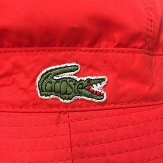 🚚 Lacoste vintage漁夫帽