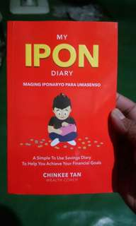 Chinkee tan ipon diary