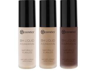 BH Cosmetics Liquid Foundation Naturally Flawless