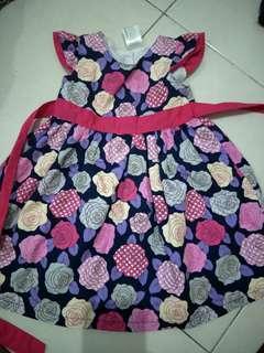 Wandee'a 1 year dress