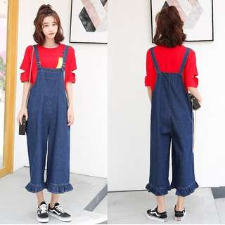 Preorder Denim Jumpsuit