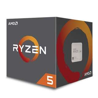 🚚 AMD Ryzen™ 5 2600X Processor