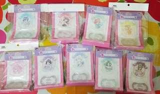 Sailormoon 一番賞立牌 全新9個