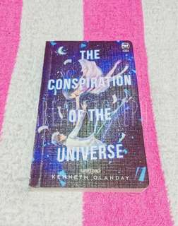 The Conspiration of the Universe by Kenneth Olanday (Pop Fiction)