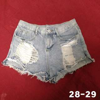 Tattered Short.