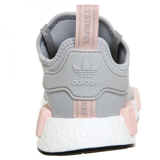 51957d78edabf Adidas Originals W NMD Clear Onix Light Onix Offpsring Exclusive ...