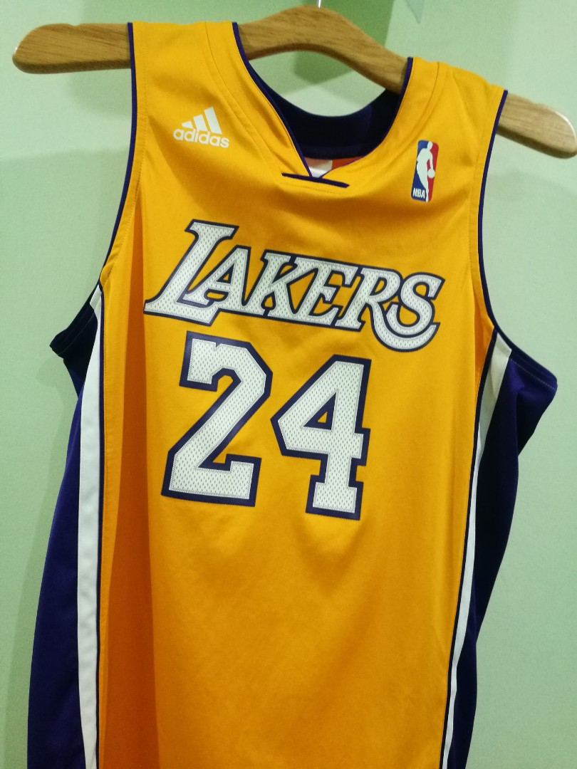 promo code 4441f c3be4 AUTHENTIC ADIDAS KOBE Bryant Jersey