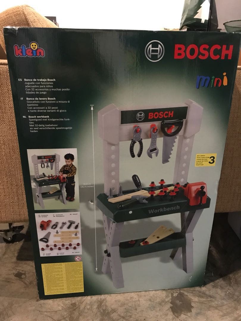 bosch mini work bench, electronics, others on carousell